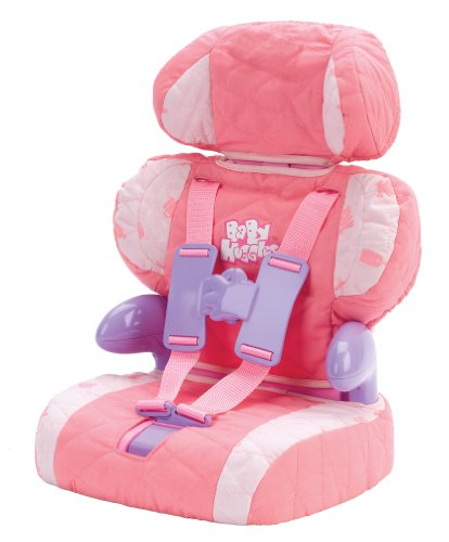 Amazon.com: Casdon Baby Huggles Doll Car Booster Seat - Bring Your