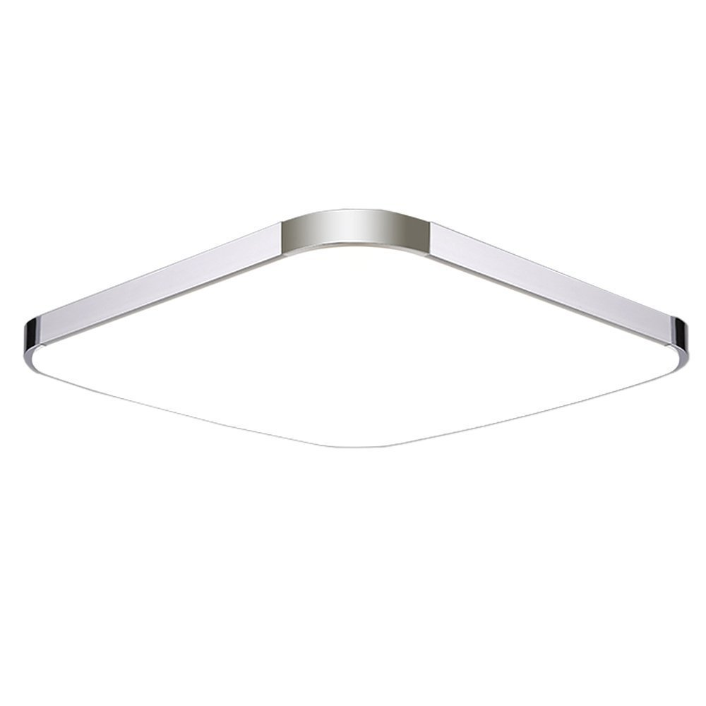 SAILUN 24W Warmweiß LED Modern Deckenleuchte Deckenlampe Flur ...