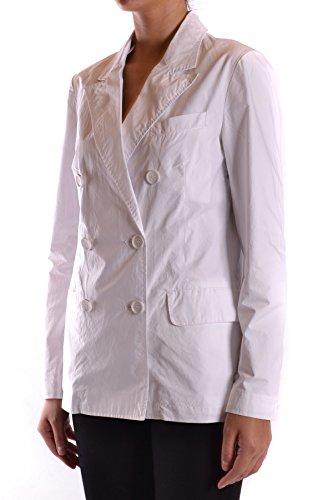 Aspesi Mujer MCBI150162O Blanco Poliamida Trench Coat