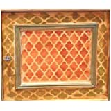 Marrakech Moroccan Furniture Wall Floor Stencil for Painting - Furniture Small