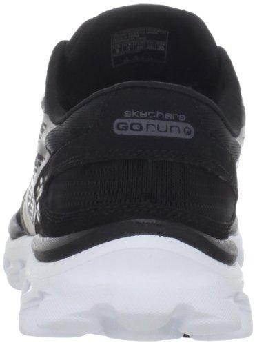 Run Skechers Ride Laufschuhe Schwarz Bkw GO Damen nbsp;13506 vwPq56w