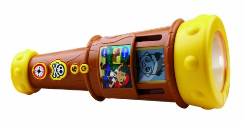 VTech Spy and Learn Telescope - Brown ()