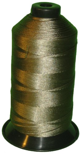 Item4ever® Dark Od Green Bonded Nylon Sewing Thre…