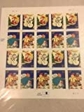 Holiday Cookies Sheet of 20 37 Cent Stamps Christmas Scott 3949-52