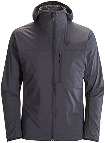 Black Diamond Alpine Start Hoody - Men's Smoke X-Large