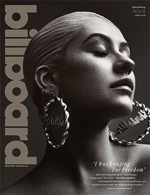 Billboard Magazine (May 5 2018) Christina Aguilera Cover
