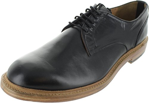 Ex display cjo1010_Blk, Scarpe Stringate Uomo Nero Black