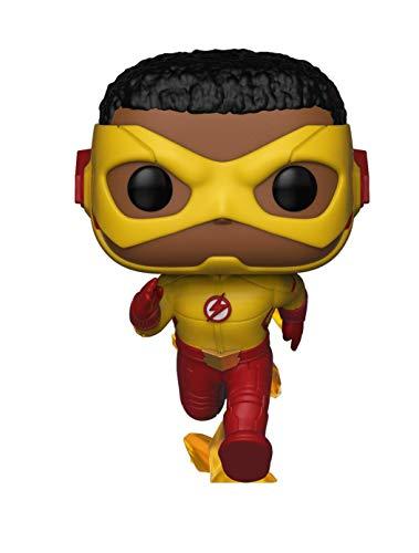 Funko Pop Television: The Flash - Kid Flash Collectible Figure, Multicolor