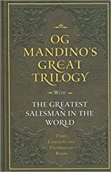 Og Mandino's Great Trilogy with the Geatest Salesman in the World Three Complete and Unabridged Books