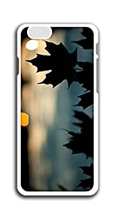 Custom made Case/Cover/skin iphone 6 cases for women - Sugar maple leaves