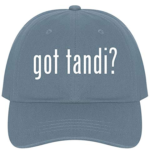 (The Town Butler got Tandi? - A Nice Comfortable Adjustable Dad Hat Cap, Light Blue)
