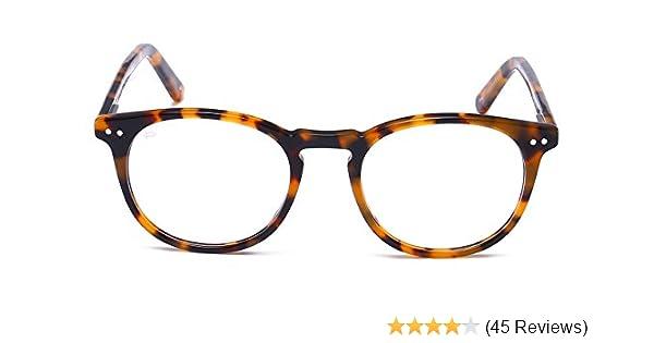 "1ed33f584f Amazon.com  PRIVÉ REVAUX ""The Maestro"" Designer Eyeglasses  Clothing"