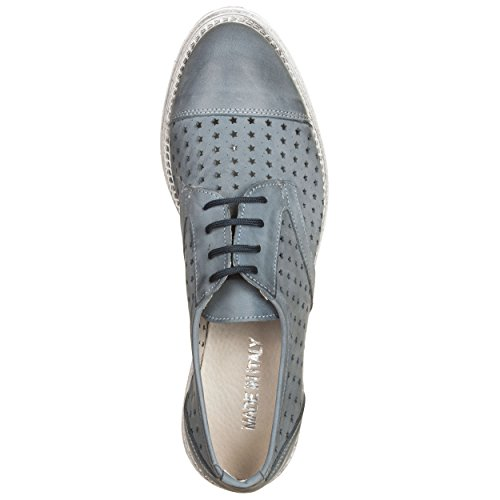 36 cordones de mujer azul Zapatos Ers turquesa VialeScarpe turquesa starnbjn para 36 UWnqgxEa