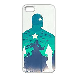 SANLSI The Avengers Phone Case for iPhone 5S Case