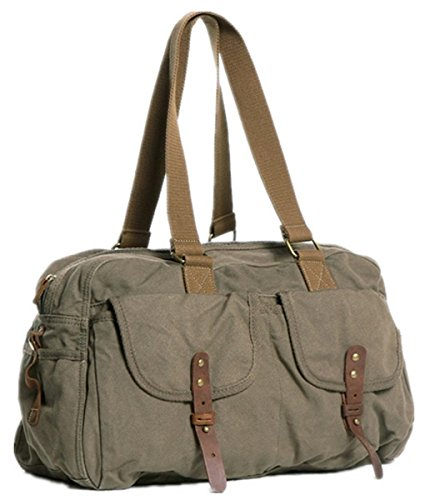 19-medium-gym-duffel-travel-canvas-bag-c33-military-green