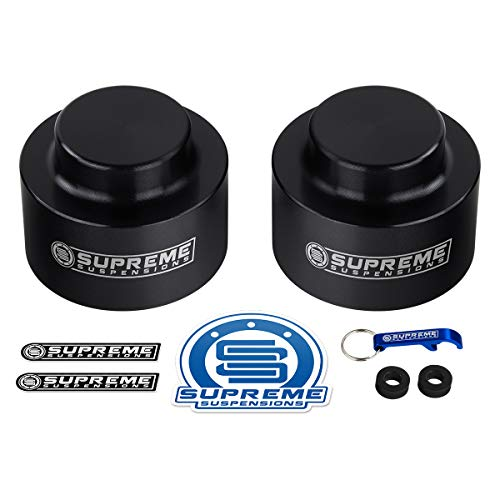 - Supreme Suspensions - Rear Leveling Kit for Chevy Avalanche 1500, Tahoe, Suburban 1500 2