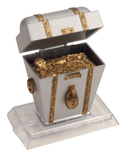 JW Pet Company ActivAir Treasure Chest Aquarium Ornament