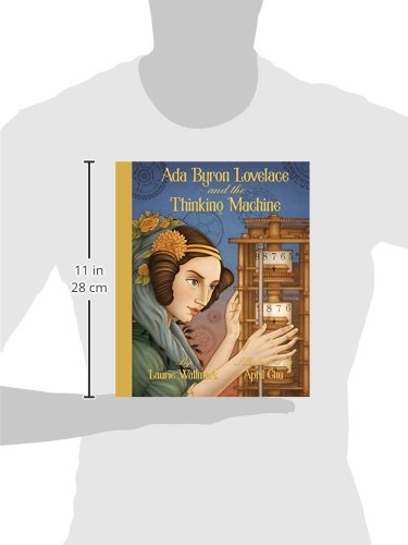 Ada Byron Lovelace and the Thinking Machine by Creston Books (Image #3)