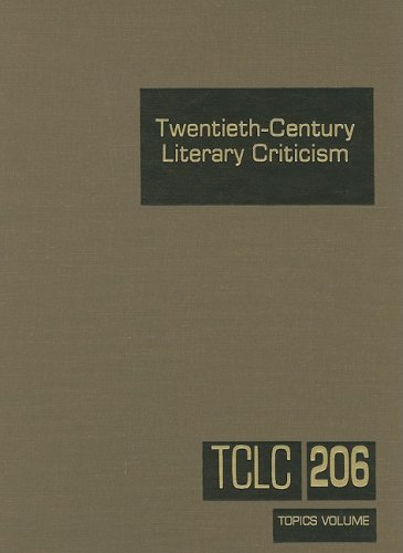 Read Online Twentieth-Century Literary Criticism, Vol. 206 pdf