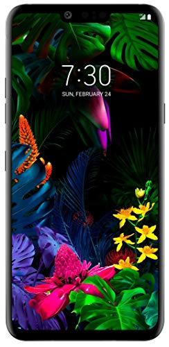 LG G8 ThinQ 128GB Smartphone GSM+CDMA Factory Unlocked All Carriers (ATT, Verizon, Sprint and Tmobile) - Black (US Warranty) (Phone Sprint For Lg)