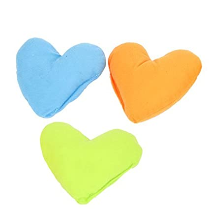 Amazon.com: eDealMax 3pcs del diseño del corazón Para ...