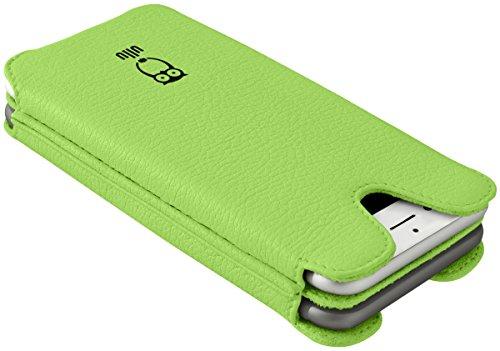 ullu Sleeve for iPhone 8 Plus/ 7 Plus - Lime Green UDUO7PPL05 by ullu (Image #2)