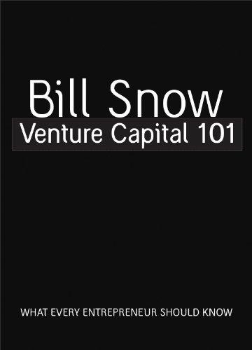 Venture Capital 101 (English Edition)