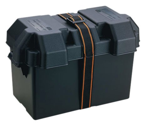 Attwood Power Guard 27 Battery Box, Vented, 27 series (27f Battery compare prices)