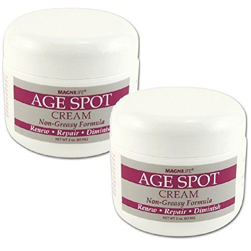 (Set/2) Magnilife Botanical Formula Renew Repair Diminish Age Spot - Diminishing Day Cream Age