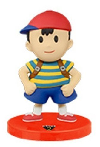 Mother 2 (Earthbound) Mini Figure with Stand - Ness - Import It All