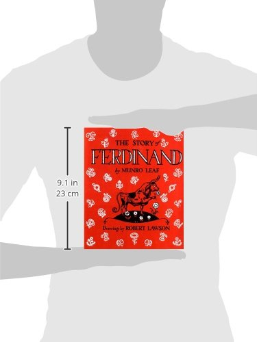 The Story of Ferdinand by Leaf, Munro (Image #2)