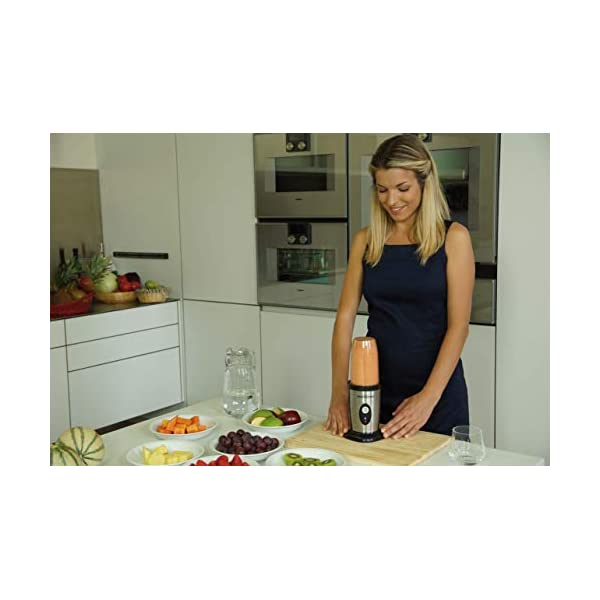 BEST DIRECT Starlyf Ultramaxx Estrattore Nutrizionale Frullatore Miscelatore Centrifuga Professionale per Estrazione Succo Sano e Vitamine e Sostanze Nutritive di Frutta e Verdura - Elettrodomestico - 2020 -