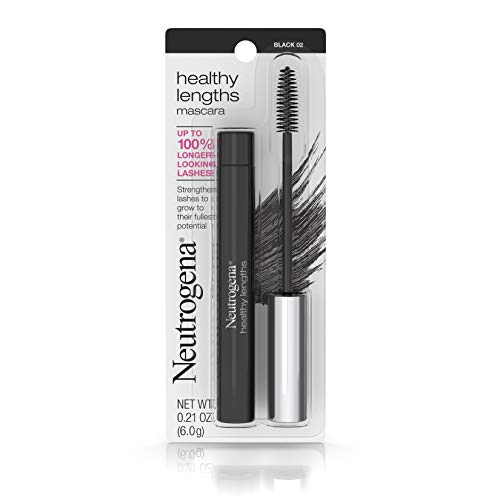 Neutrogena Healthy Lengths Mascara, Black 02, .21 Oz.