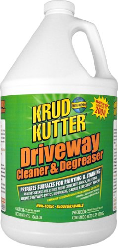 krud-kutter-dc01-clear-driveway-cleaner-and-degreaser-with-mild-odor-1-gallon