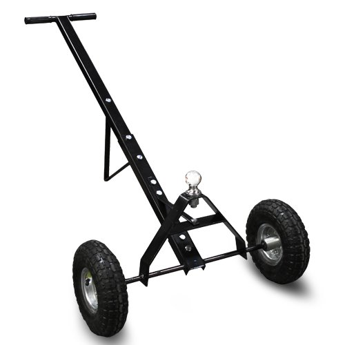 XtremepowerUS 600LB Tow Hitch Trailer Dolly Cargo Utility Tow Hitch Ball Towing Hauling RVs Trucks