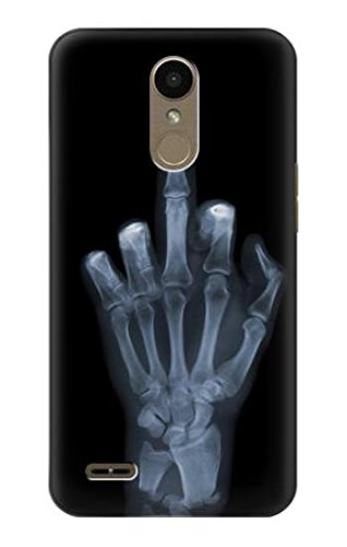 Innovedesire X-Ray Hand Middle Finger Funda Carcasa Case ...