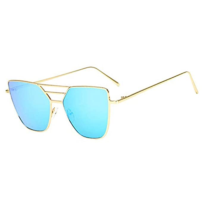 WooCo Cat Eye Polarized Gradient Sonnenbrillen für Frauen