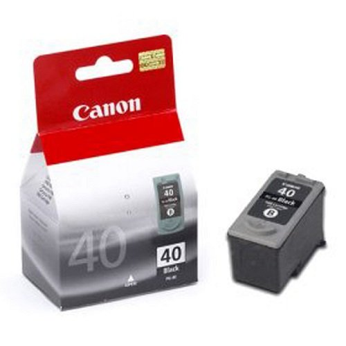 Canon PG 40 Ink Cartridge  Black