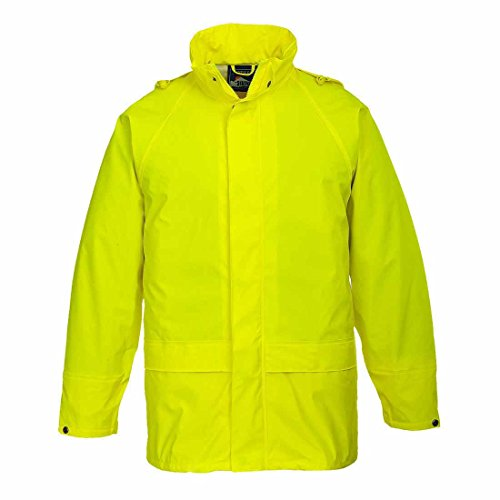 Amarillo color S450 chaqueta Sealtex XL Portwest 3 talla 7Wz8BqnwTT