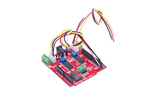 M25 2pack 4.5A TB6600 TB6600HG Single Axis Stepper Motor Driver Controller Replace TB6560