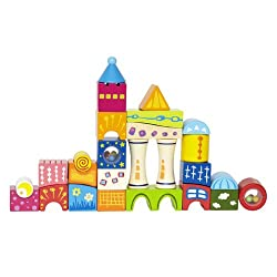 Award Winning Hape Fantasia Castle Blocks