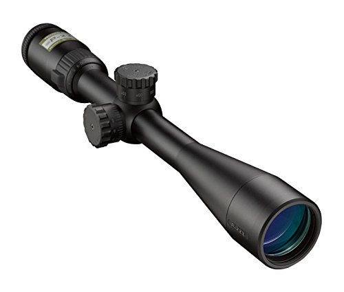 Nikon P-223 BDC 600 Riflescope with Rapid Action Turret, Bla