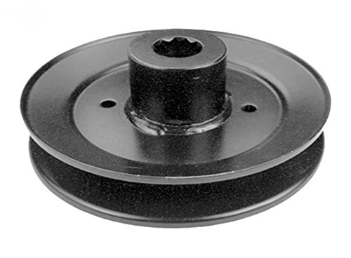 Mr Mower Parts Lawn Mower Spindle Pulley for Great Dane D18084