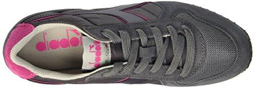 Grigio Diadora Acciaio bassa run Grigio Sneaker W donna K grigio qqPOva