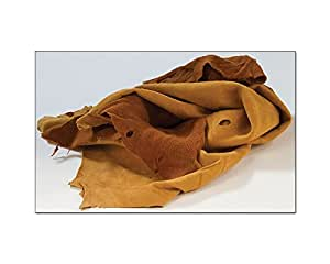 Tandy Leather Deerskin Remnants 4 oz. 5046-08