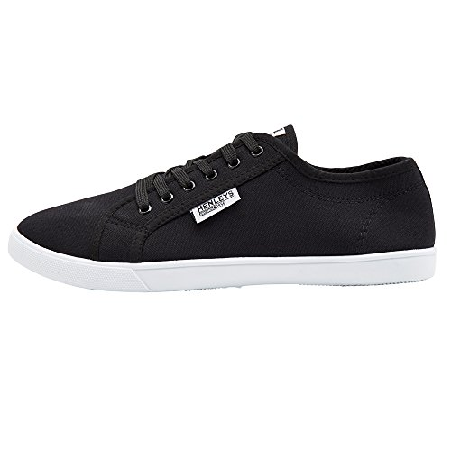 KRMSL373 Quiksilver Black Connor Canvas Foundation Men's Shoes wxfqwr
