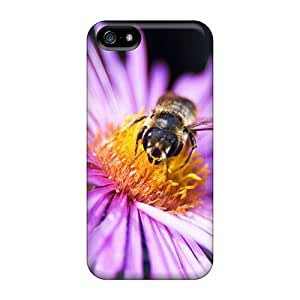 Bizzy Bee At Work Case Compatible With Iphone 5/5s/ Hot Protection Case