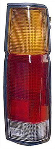 OE Replacement Nissan/Datsun Pickup Driver Side Taillight Lens (Partslink Number NI2808102)