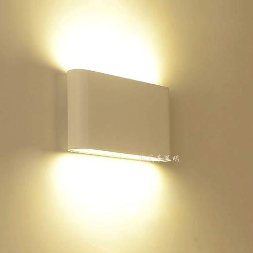 GLBS LED Moderna De La Sala Balcón Lámpara De Pared del Pasillo Escaleras Patio Lámpara De