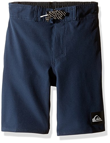 Quiksilver Little Boys' Everyday Kaimana 14 5 Boardshort, Navy Blazer, 6 (Boys Boardshort Toddler)